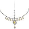 Head Jewellery Drop Crystal Aurora Borealis